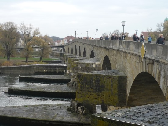 kamenný most regensburg