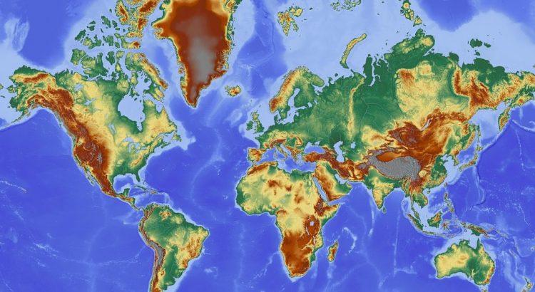 Vedec Navrhl Novou Mapu Sveta Vetsina Soucasnych Map Zobrazuje
