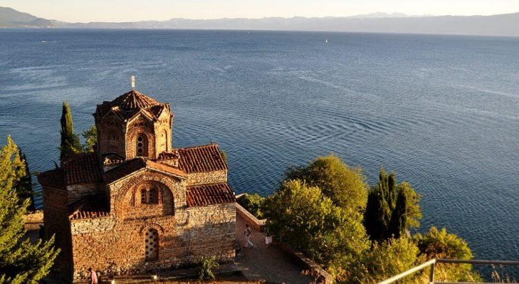 Ochridské jezero