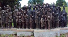 památník v Lidicích