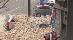 zemětřesení chorvatsko