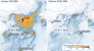 Znečištění v Číně