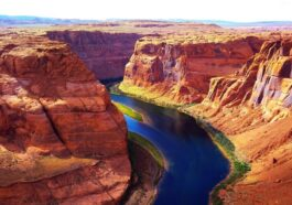 řeka colorado