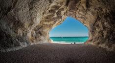 jeskyně v Itálii